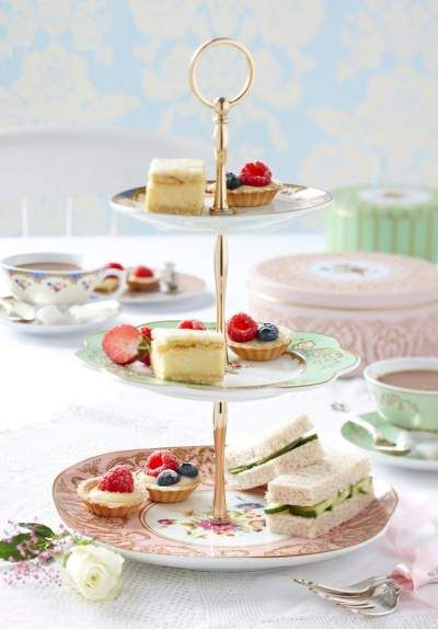 Afternoon tea with a special twist!